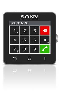 Call handling smart extension apk screenshot