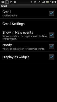 Smart extension for Gmail apk screenshot