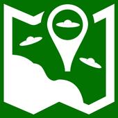 UFO Map icon