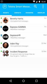 Telstra Smart Messenger apk screenshot