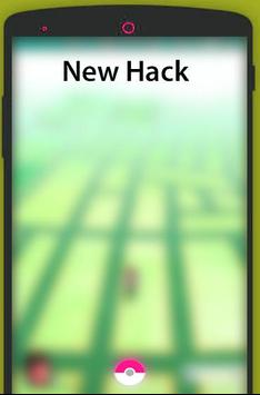 Hack for Pokemon Go Prank poster