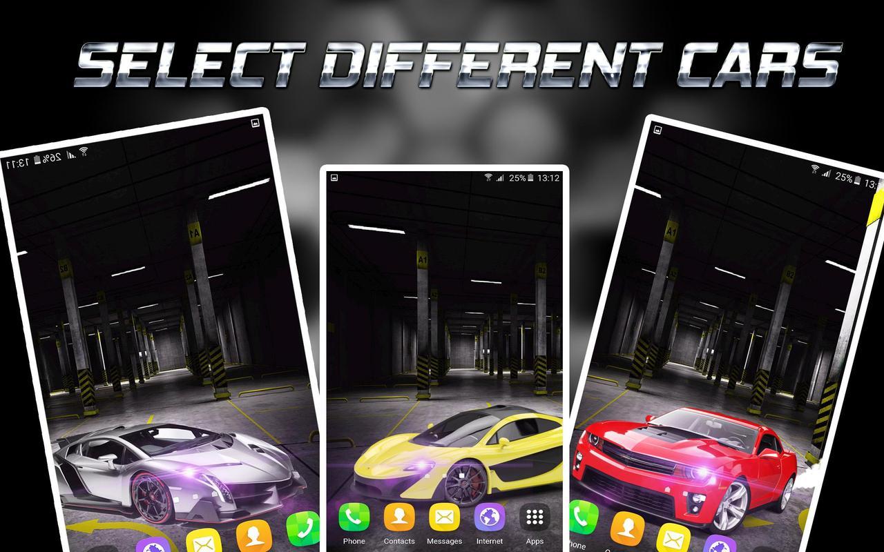 Sports Car Wallpaper For Android: 3D Wallpapers Sports Car HD APK Baixar