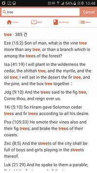 Bible in hand - Offline apk screenshot