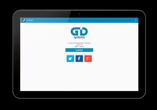 GD Systems - Soporte Técnico apk screenshot