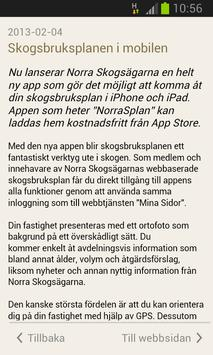 NorraSplan apk screenshot