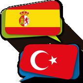 Spanish Turkish Translator icon