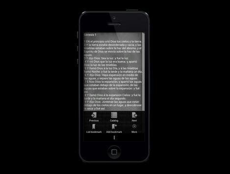 Santa Biblia Free apk screenshot