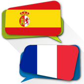 Spanish French Translator icon