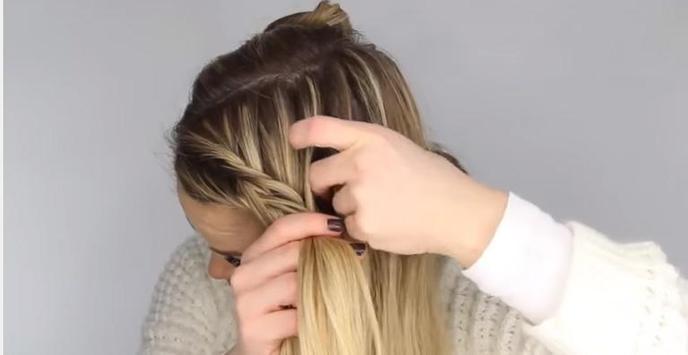 خلطات لتطويل الشعر والعناية به apk screenshot