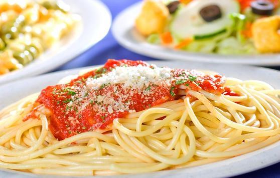 60+ Spaghetti Recipes Free poster
