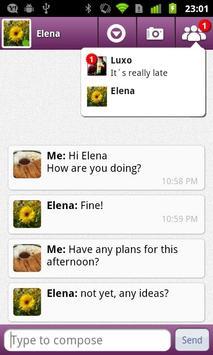 Go!Chat for Yahoo! Messenger apk screenshot