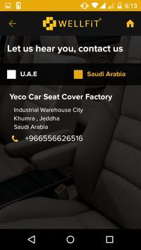 Wellfit UAE apk screenshot