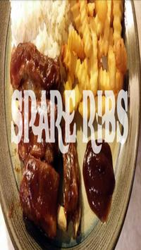 Spare Ribs Recipes Complete poster