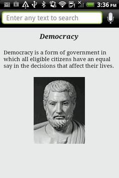 Speech Wiki apk screenshot