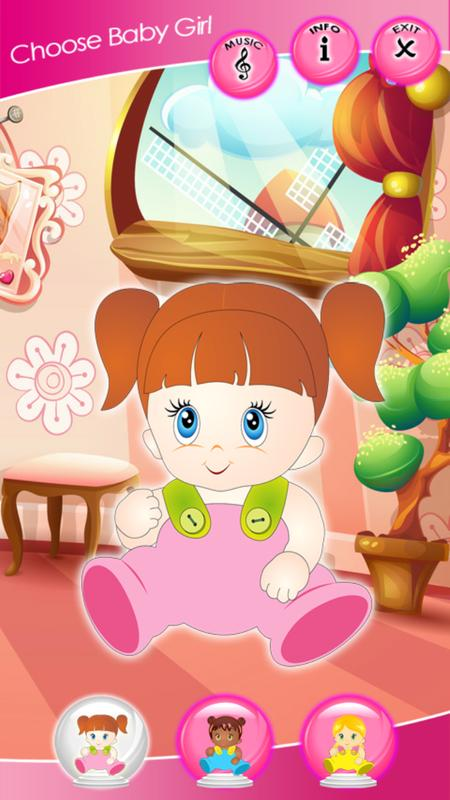 Baby Girl Dress Up Games APK Download - Free Casual GAME for ...