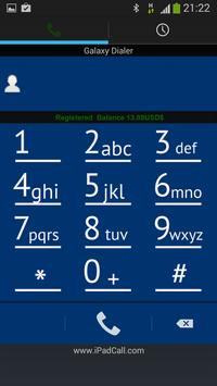 Galaxy Dialer apk screenshot