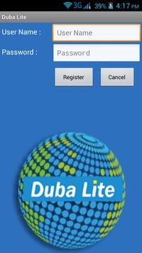DubaLite apk screenshot