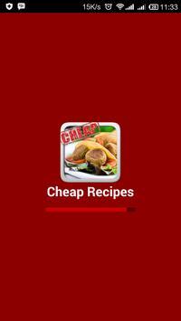 Cheap Recipes poster