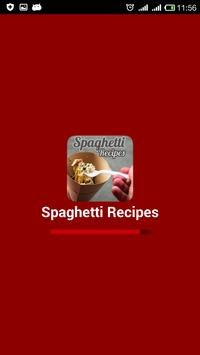 Spaghetti Recipes poster