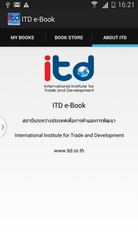 ITD e-Book apk screenshot