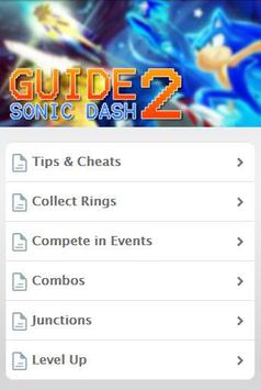 Cheat for Sonic Dash 2 poster