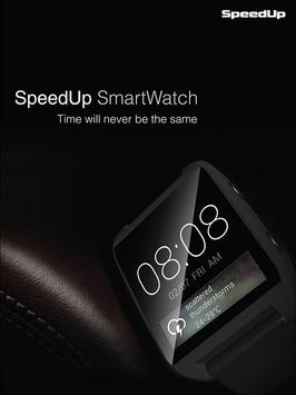 SpeedUp SmartWatch poster