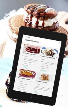 Vegan Recipes - Pancakes apk screenshot
