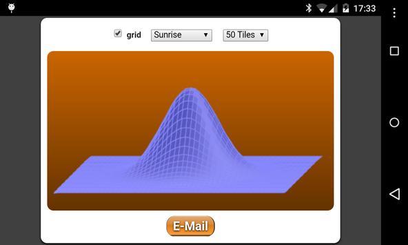 3D Plotter Free apk screenshot