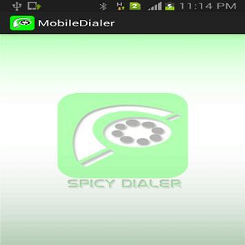 Spicy Dialer apk screenshot