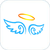 Bible in Flat Design icon