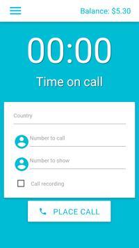 Spoof Call International apk screenshot