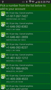 Call-Safely2 FREE apk screenshot