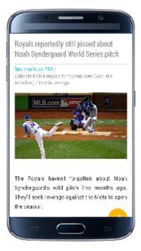 sporting news mobile app apk screenshot