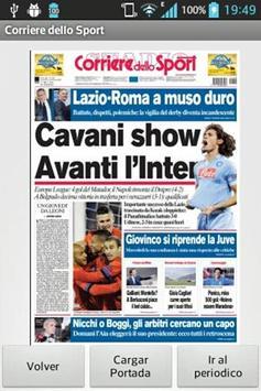 Sports Press apk screenshot