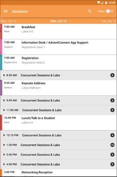 AdventConnect 2015 apk screenshot