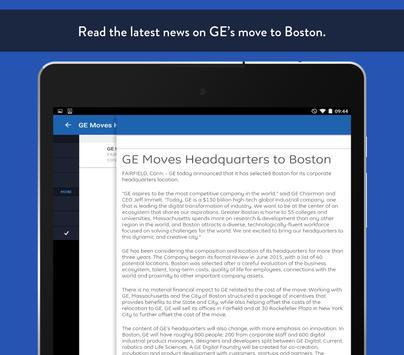 GE Boston apk screenshot
