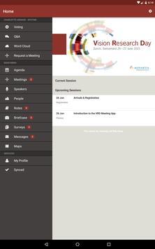 Vision Research Day apk screenshot