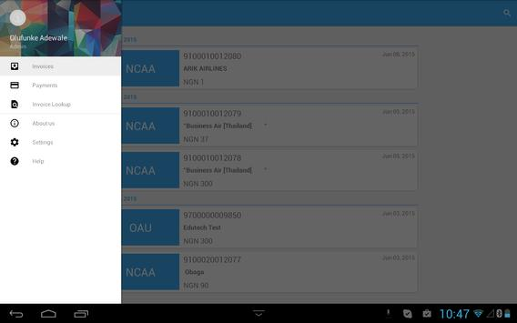 BDA Mobile apk screenshot