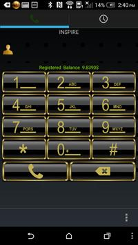INSPIRE DIALER apk screenshot