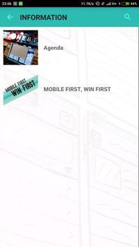 MOBILE FIRST WIN FIRST apk screenshot