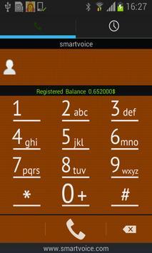 Smartvoice apk screenshot