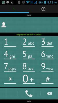 SunDialer apk screenshot