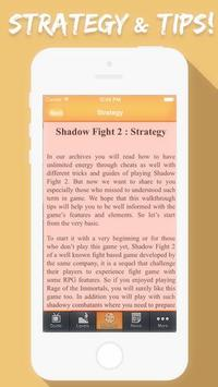 Cheats For Shadow Fight 2 apk screenshot