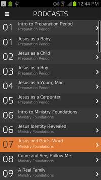Knowing Jesus apk screenshot