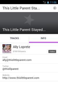This Little Parent Stayed Home apk screenshot