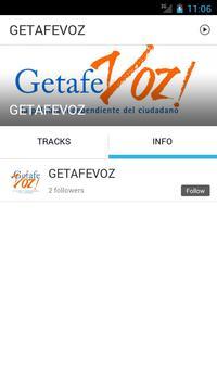 GETAFEVOZ apk screenshot