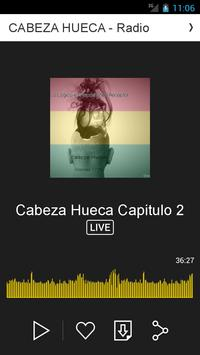 CABEZA HUECA - Radio apk screenshot