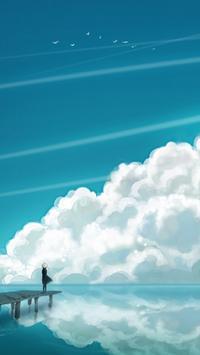 Clouds Wallpapers HD apk screenshot