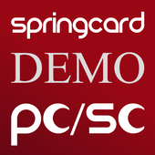 SpringCard USB PC/SC Demo icon