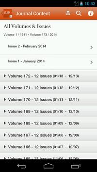 European Journal of Pediatrics apk screenshot